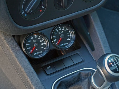 Newsouth Performance Gauges Install Question Vw Gti Mkvi