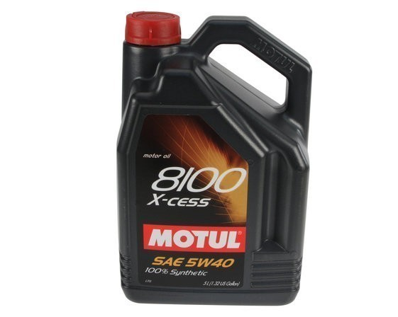 motul 5w 40 motor oil 8100 x cess 5 liter 102870. Black Bedroom Furniture Sets. Home Design Ideas