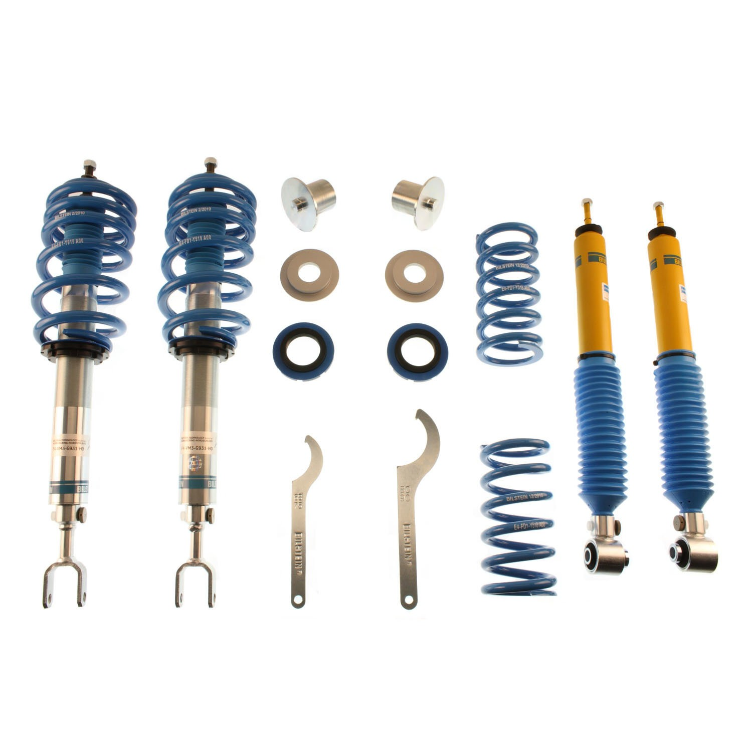 bilstein b16 pss9 coilover kit audi a4 b6 b7 48 169301. Black Bedroom Furniture Sets. Home Design Ideas