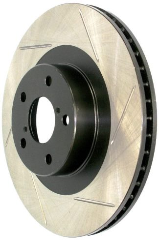 Power Slot Performance Brake Rotor- Front Right