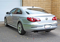 AWE Tuning VW CC 2.0T Touring Edition Performance Exhaust - Chrome Silver Tips
