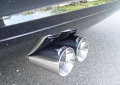AWE Tuning Mk5 Jetta 2.5L Track Edition Catback Exhaust - Polished Silver Tips