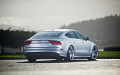 AWE Tuning Audi C7 A7 3.0T Touring Edition Exhaust - Dual Outlet, Diamond Black Tips