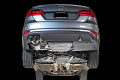 AWE Tuning MK6 GLI 2.0T Touring Edition Exhaust - Polished Silver Tips