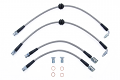 USP Stainless Steel Brake Line Kit- Audi RS6/RS4