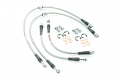 USP Stainless Steel Brake Line Kit- 2015+ VW MK7 GTI, Audi A3,