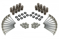 Ferrea 2.0T FSI Valvetrain Kit- 1mm Oversized Valves