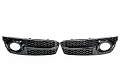 RS4 Mesh Style Lower Grille: Audi B8 A4 (09-2012) Black