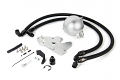 Spulen 1.8T and 2.0TSI Billet Spherical Catch Can Kit- Silver