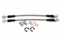 USP Stainless Steel Rear Brake Lines- MK7 GTI Performance Pack
