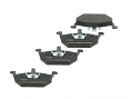 TRW Brake Pad Set - With Shims