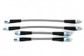 USP Stainless Steel Brake Line Kit- B5 Audi A4/S4 Quattro
